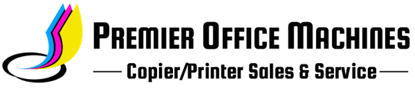 Premiere Office Machines logo for website